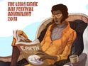 The Leeds comic festival's new anthology is solicited by Image Comics.