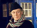 David Bradley stars as William Hartnell in Mark Gatiss's 50th anniversary film.