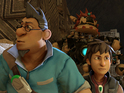 Mark Cerny talks about PS4 hardware and launch title Knack.