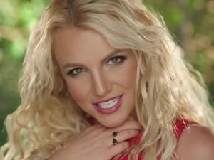 Britney Spears in 'Ooh La La' video