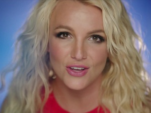 Britney Spears in 'Ooh La La' video