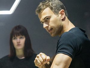 Theo James in 'Divergent'