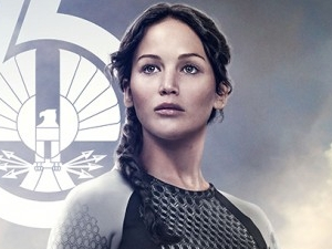 'The Hunger Games: Catching Fire' - Katniss
