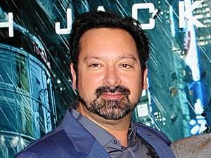 James Mangold, Will Yun Lee, Tao Okamoto, Hugh Jackman, Rila Fukushima and Hiroyuki Sanada arriving for the UK Premiere of The Wolverine, at the Empire Leicester Square, London.