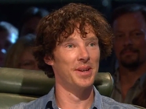 Benedict Cumberbatch on 'Top Gear' (HD screencap)