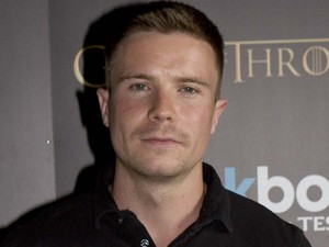 Joe Dempsie at the Blinkbox Game of Thrones fan screening