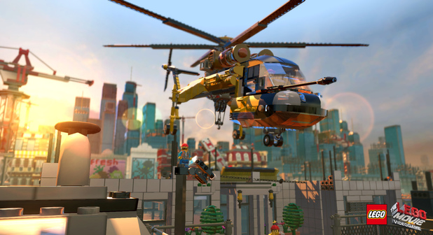 'The LEGO Movie Videogame' screenshot