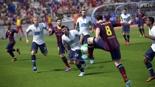FIFA 14: Ultimate Team screenshot