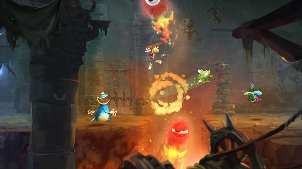 'Rayman Legends' screenshot