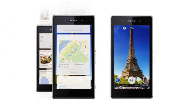 Sony's Xperia i1 smartphone