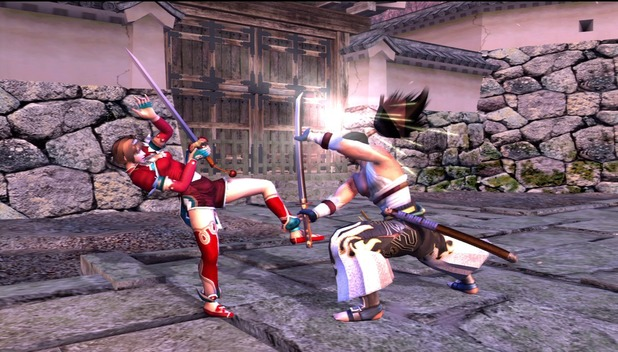 Soul Calibur 2 HD Online screenshot
