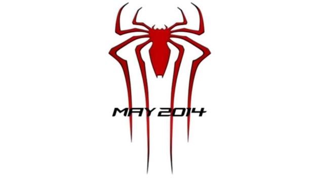 The Amazing Spider-Man 2 logo