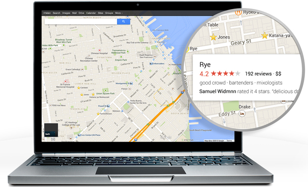 Google Maps overhaul