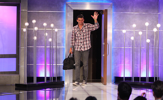 Jeremy is evicted