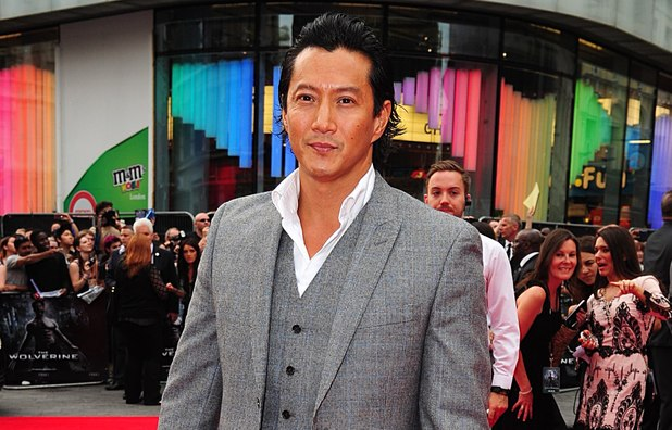 Will Yun Lee arriving for the UK Premiere of The Wolverine, at the Empire Leicester Square, London.