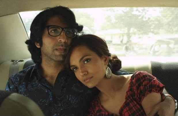 Khalid Malik and Aamina Sheikh in Josh.