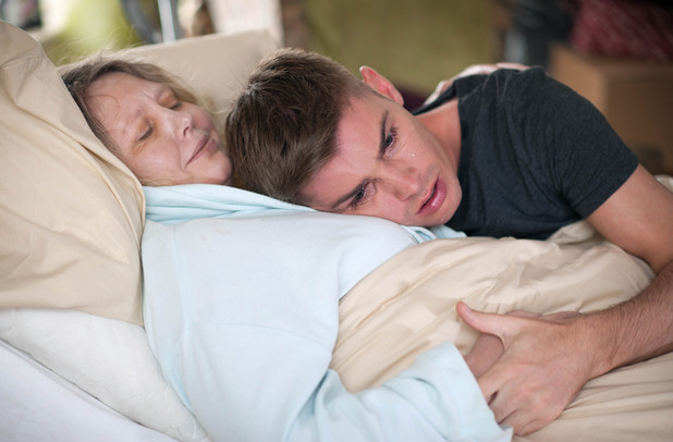 Ste finally reaches an understanding with his Mum.