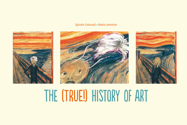 'The (True!) History of Art' artwork