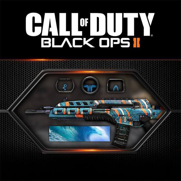 Call of Duty: Black Ops 2 personalisation packs