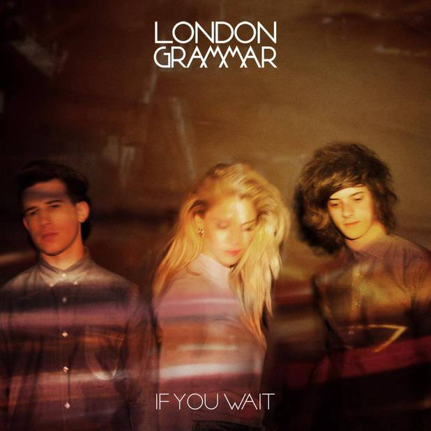 London Grammar 'If You Wait' album artwork.