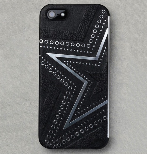 Kate Moss iPhone case.