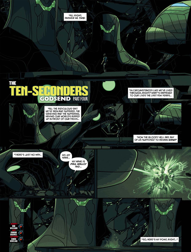 The Ten-Seconders 'Godsend' Part 4