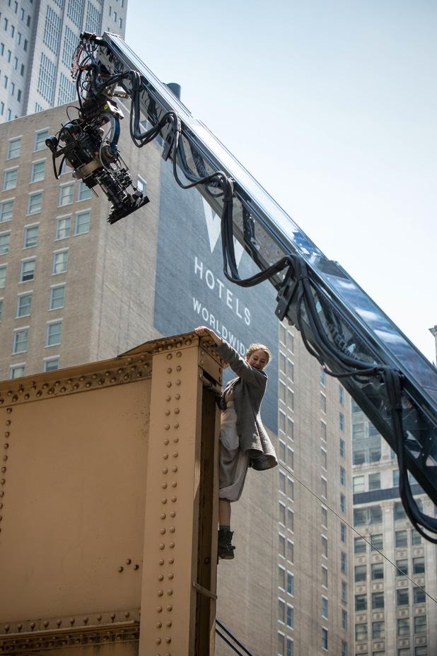 Shailene Woodley Divergent