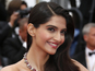 Sonam Kapoor visits children's foundation