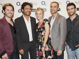 Irrfan Khan, Amar Akbar, Martin Delaney, Rez Kempton, Laura Aikman and Sam Vincenti