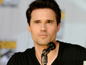 "Brett Dalton says he feels ""lucky"" to be playing Grant Ward on ABC series."
