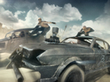 The latest Mad Max trailer showcases the game's open-world car combat.