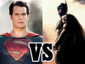 Zack Snyder announces Man of Steel sequel with Superman facing off against Batman.