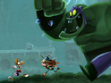 We play the PS4 versions of Strider and Rayman Legends live on Digital Spy.