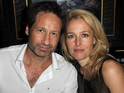 Mulder & Scully were reunited at Comic-Con to mark the show's 20th anniversary.