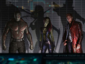 'Guardians of the Galaxy' character art