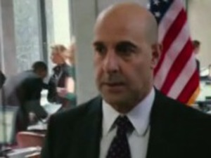 Stanley Tucci as James Boswell, The Fifth Estate
