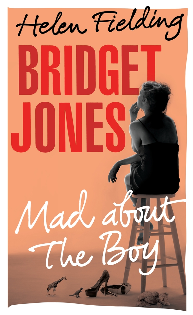 'Bridget Jones - Mad About The Boy' by Helen Fielding