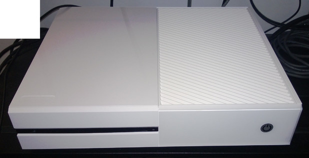 Xbox One White Development Kit