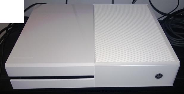 Xbox One White Development Kit
