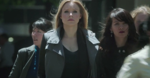 Kristen Bell in 'Veronica Mars' movie