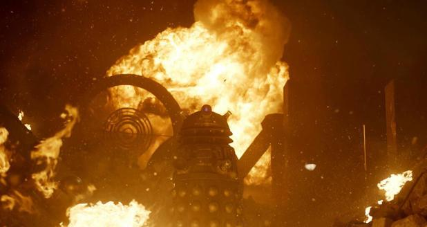 Daleks in Doctor Who's 50th anniversary special