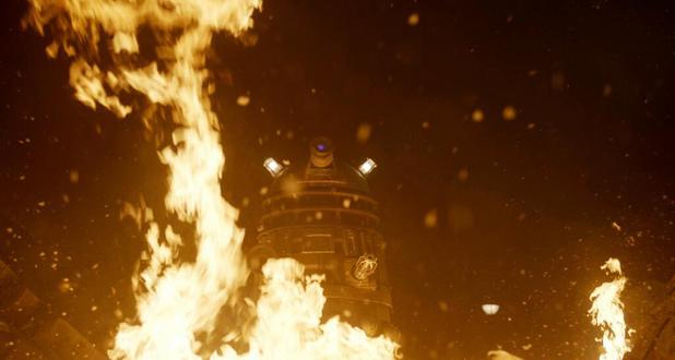 Daleks in the Doctor Who 50th anniversary special