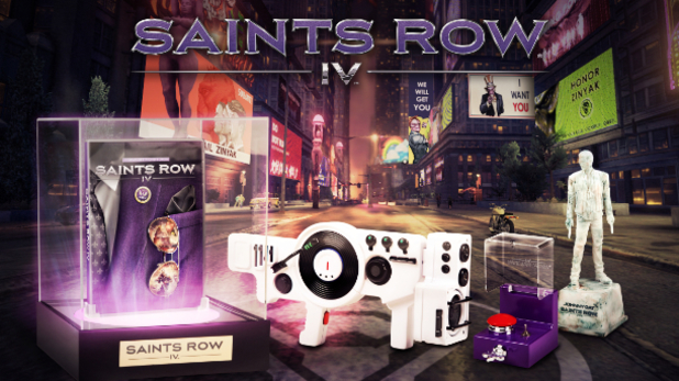 Saints Row 4: Game of the Generation edition