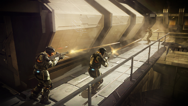 'Killzone: Mercenary' screenshot