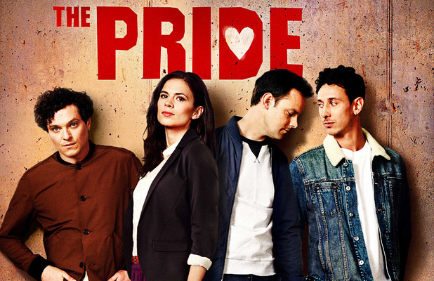 Hayley Atwell, Mathew Horne and more in The Pride poster