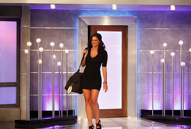 Big Brother USA houseguest Kaitlin Barnaby is evicted