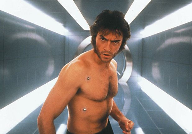 Hugh Jackman in 'X-Men'