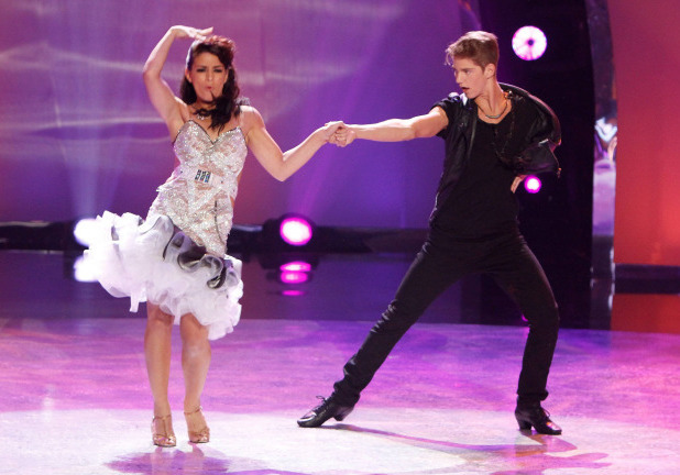 So You Think You Can Dance:  Alexis Juliano and Nico Greetham