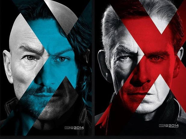 'X-Men: Days of Future Past' poster