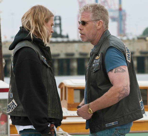 Ron Perlman, Sons of Anarchy